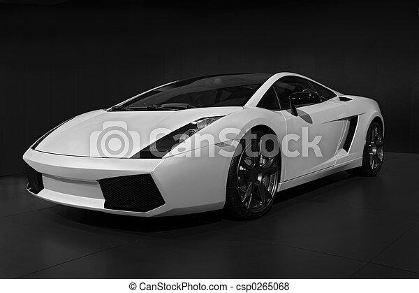 019, trasporto, auto, mostra automobile - csp0265068