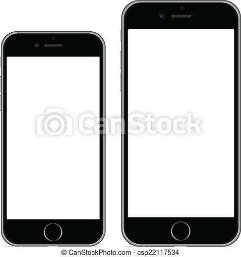 6, più, iphone - csp22117534