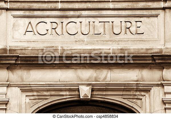 agricoltura - csp4858834