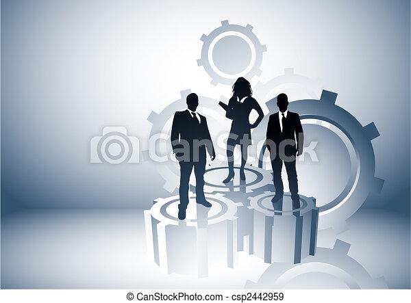 amministrazione, potere - csp2442959