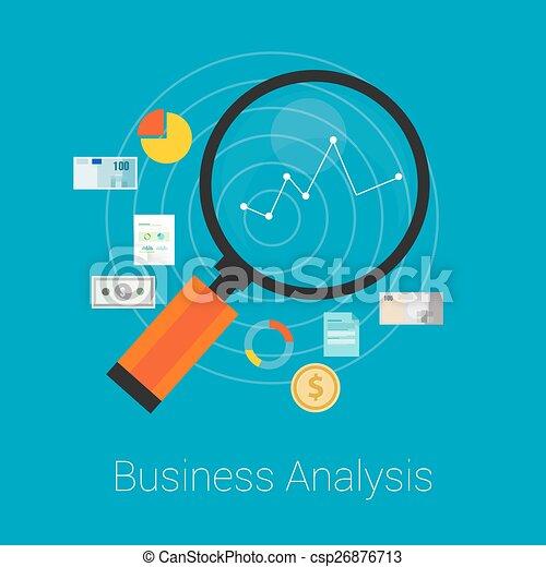 analisi, finanza affari - csp26876713