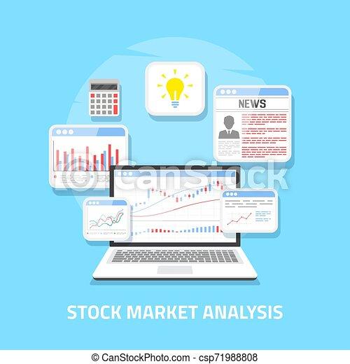 analisi mercato, casato - csp71988808