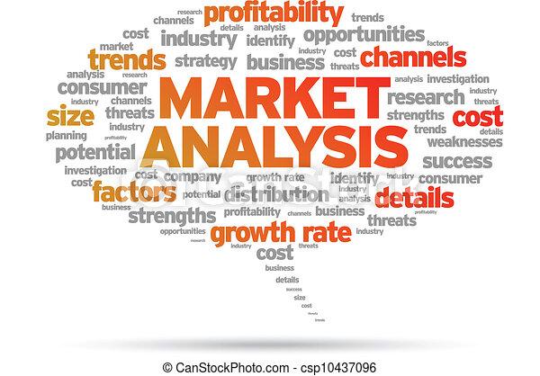 analisi, mercato - csp10437096