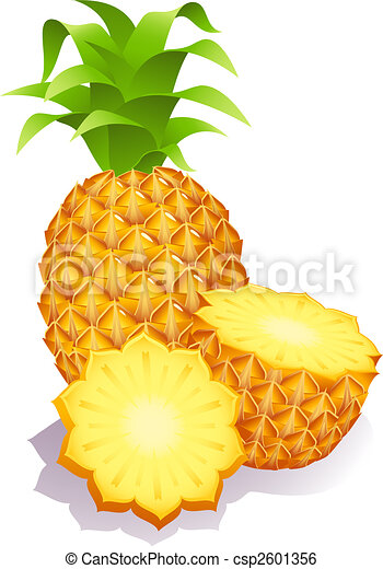 ananas - csp2601356