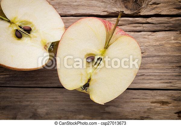 apple. - csp27013673