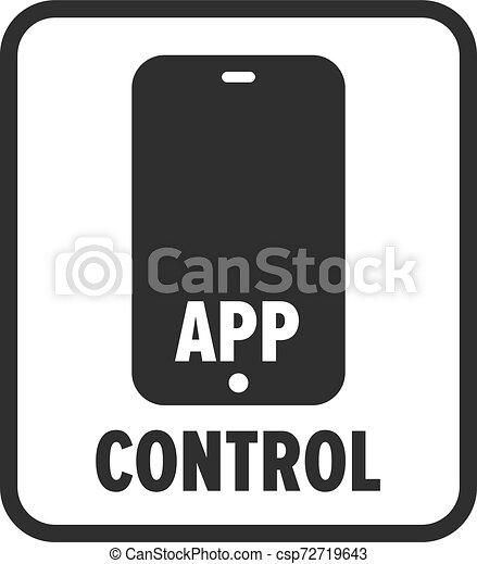 (application), controllo, app - csp72719643