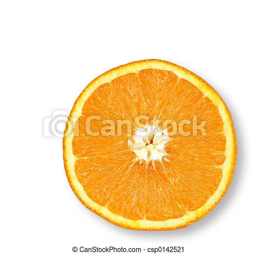 arancia, succoso - csp0142521