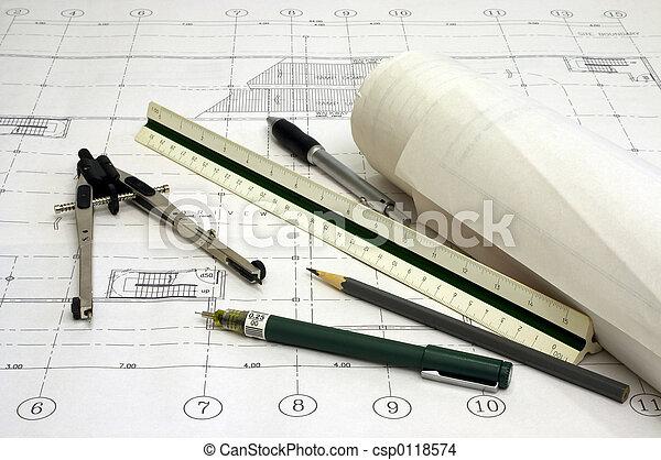 architettura, progetti - csp0118574