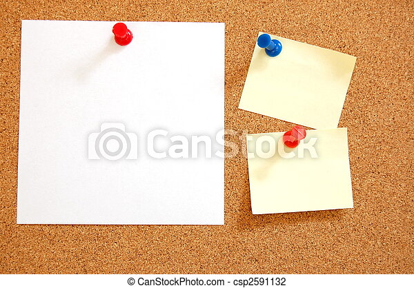 asse, carta, foglio, vuoto, bollettino - csp2591132