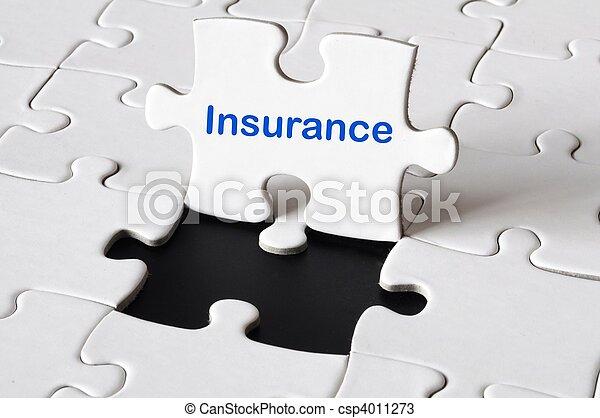 assicurazione - csp4011273