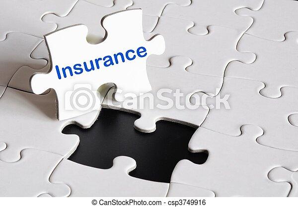 assicurazione - csp3749916