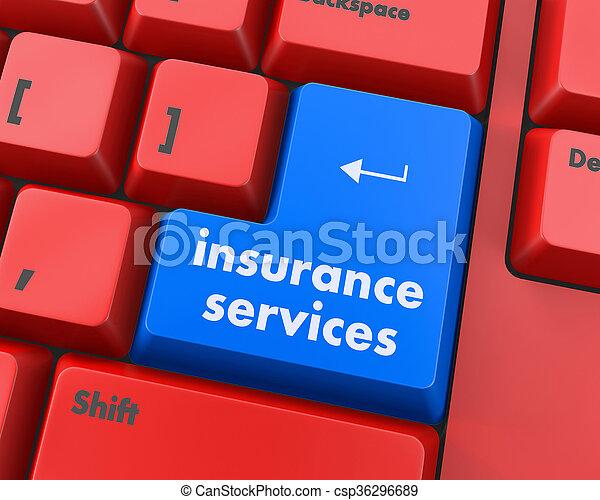 assicurazione - csp36296689
