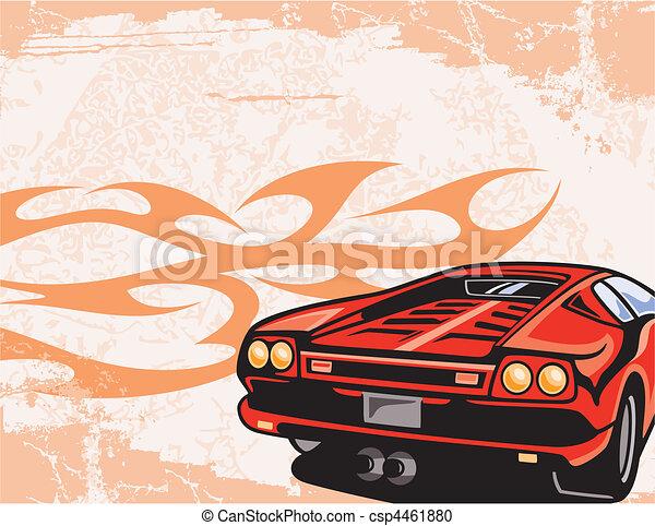 automobilistico - csp4461880