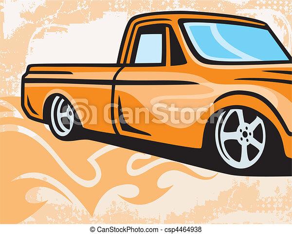 automobilistico - csp4464938