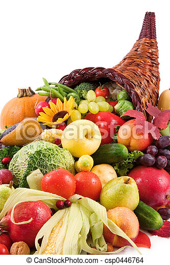 autunno, cornucopia - csp0446764