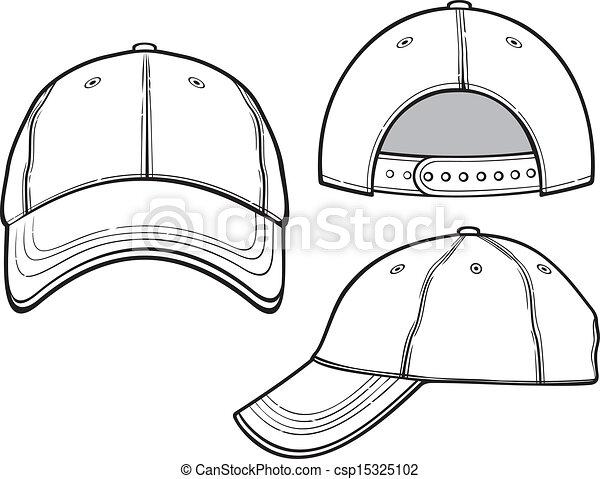 berretto, baseball - csp15325102