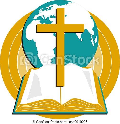 bibbia, santo - csp0019208