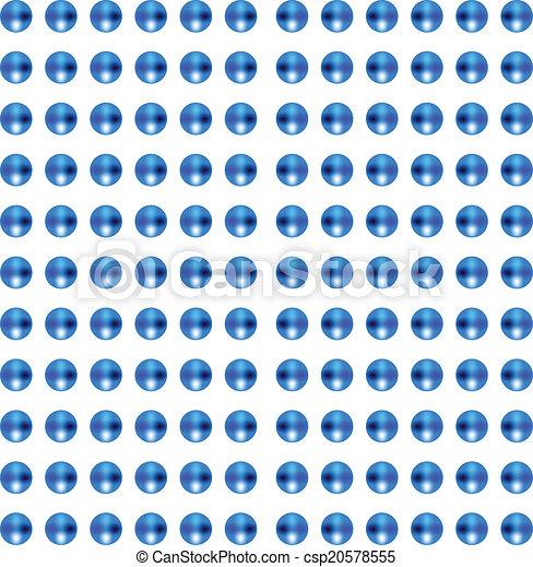 blu, astratto - csp20578555