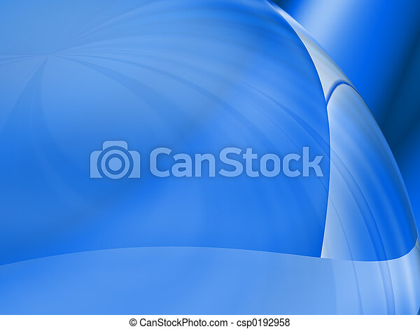 blu, pensare - csp0192958