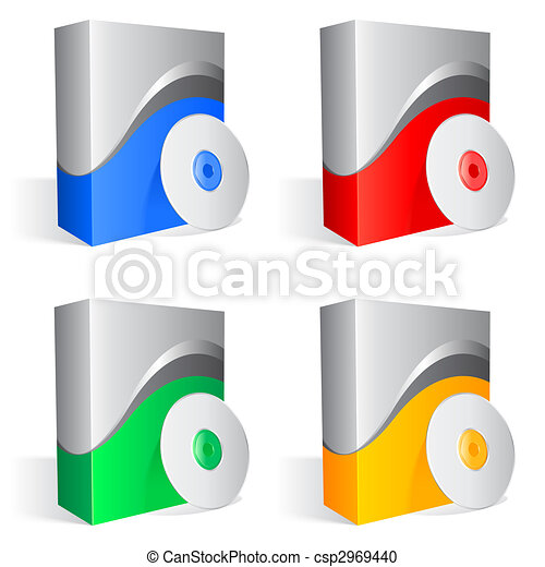 boxes., software - csp2969440