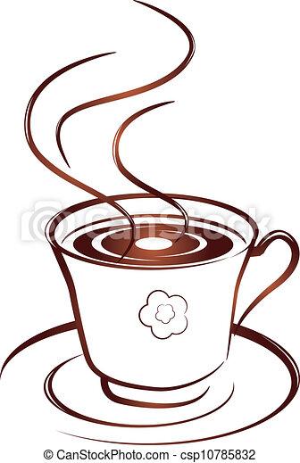 caffè, icona - csp10785832