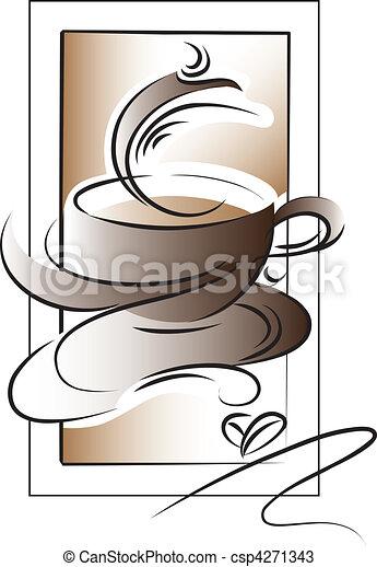 caffè - csp4271343