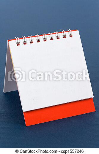 calendario, vuoto - csp1557246