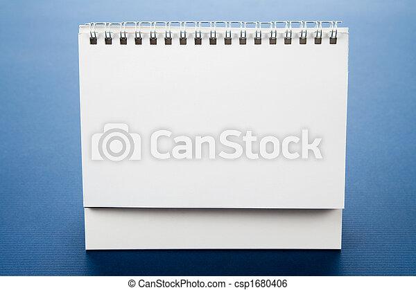 calendario, vuoto - csp1680406