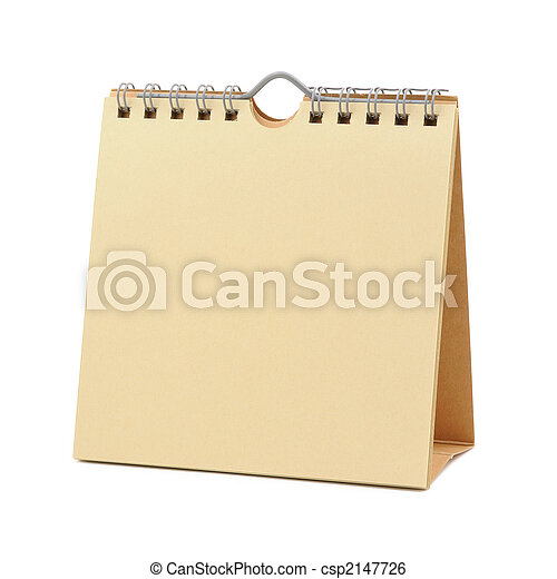 calendario, vuoto - csp2147726