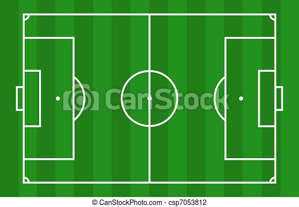 campo, calcio - csp7053812