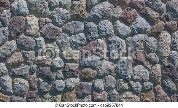 campo, pietra, fondo - csp9357844