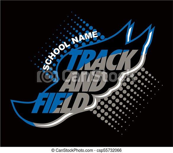 campo, pista - csp55732066