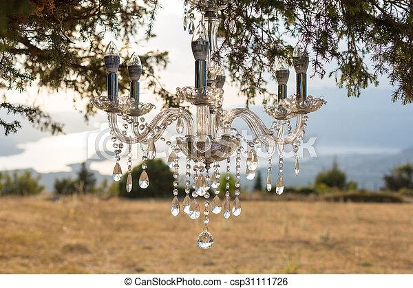 candeliere, albero - csp31111726