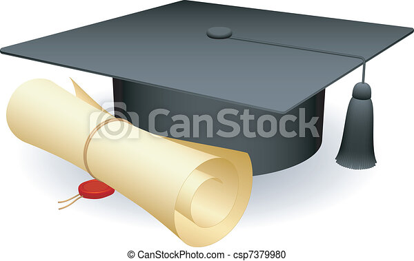 cap., graduazione - csp7379980