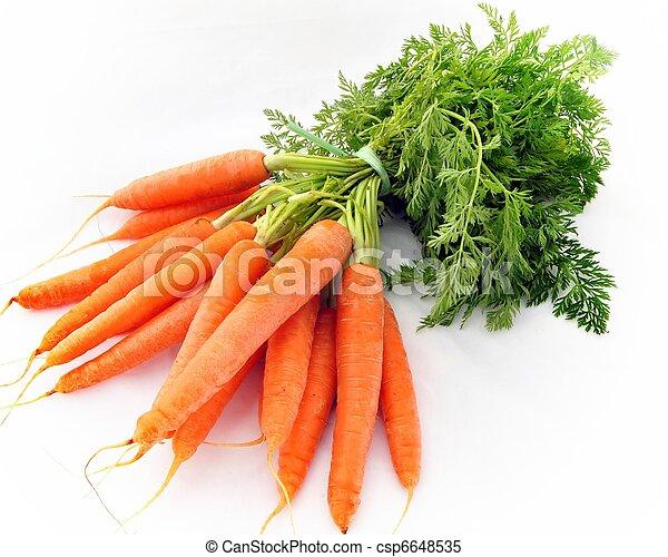 carote, mazzo - csp6648535