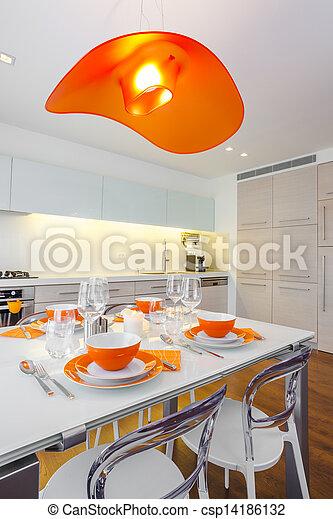 casa, moderno - csp14186132