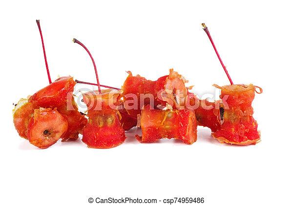 centri, mela, granchio - csp74959486
