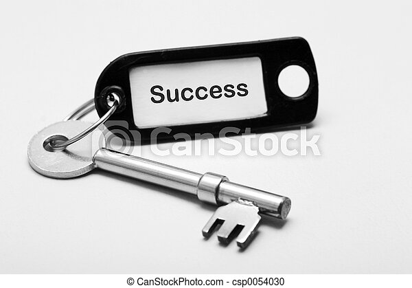 chiave, successo - csp0054030