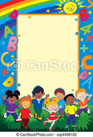 childhood., scuola - csp4496182