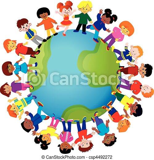 children., felice - csp4492272