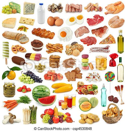 cibo, collezione - csp4530848