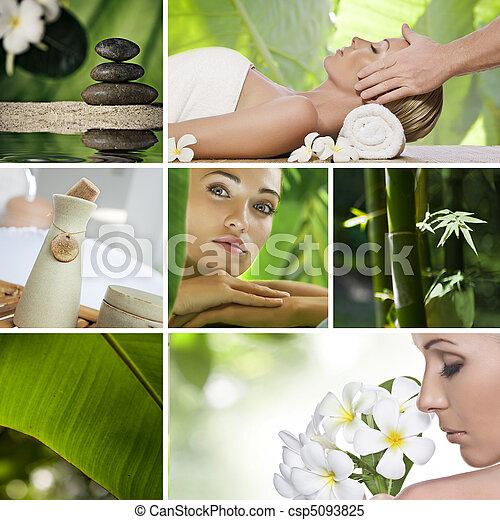 collage, terme - csp5093825