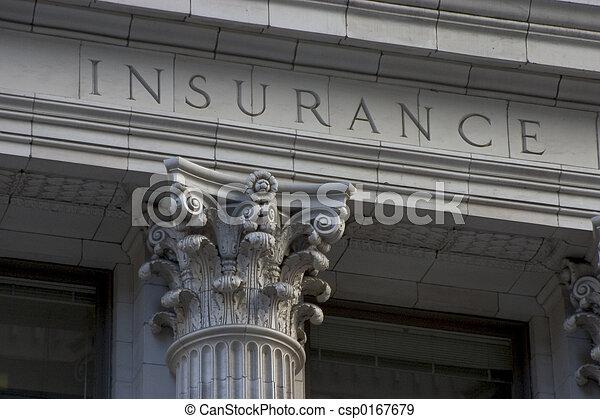 colonna, assicurazione - csp0167679