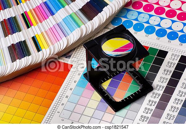 colorare, amministrazione, set - csp1821547