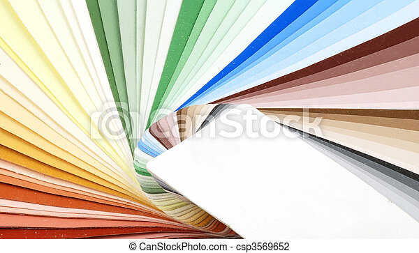 colorare campioni - csp3569652