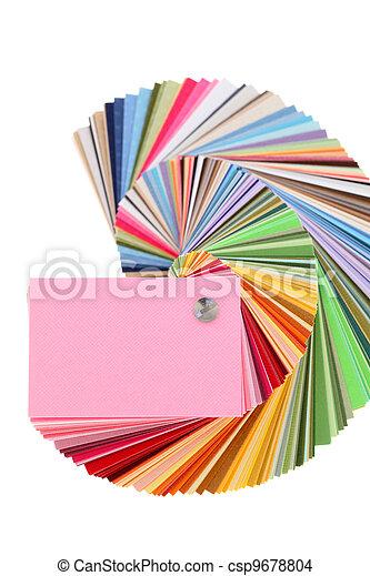 colorare campioni - csp9678804