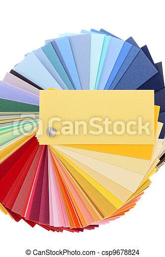 colorare campioni - csp9678824