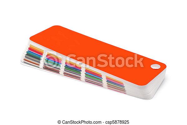 colorare campioni - csp5878925