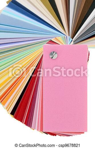 colorare campioni - csp9678821