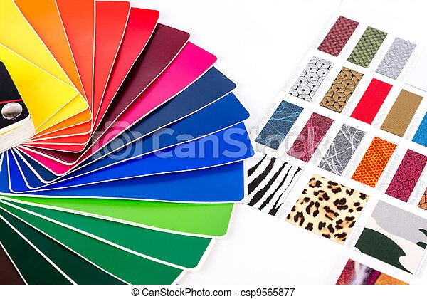 colorare, card. - csp9565877